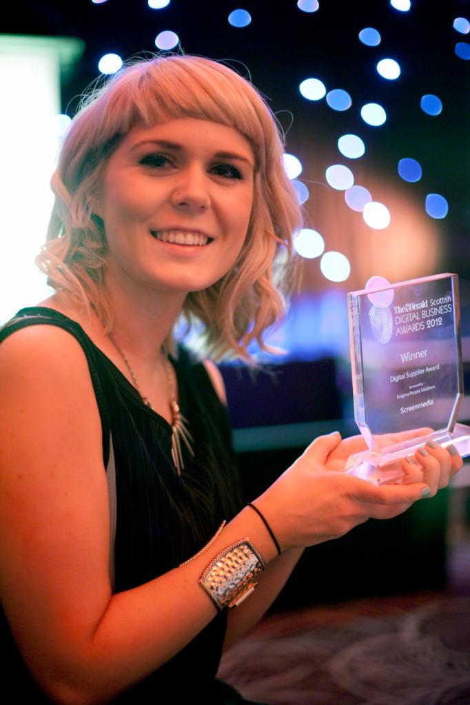 Ally Watson (Screenmedia) & Polly Purvis (ScotlandIS)